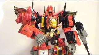 Video Review Of The G1 Predacons And PREDAKING