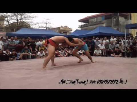 [TrangLiet.Info]~Chung kết Vật-Hội làng Trang Liệt-Từ Sơn-Bắc Ninh(08/03/2012 ÂL)