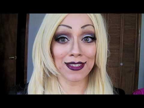 La Novia de Chucky ☠ Tutorial de Halloween