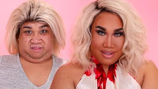 VALENTINES DAY MAKEUP TRANSFORMATION | PatrickStarrr