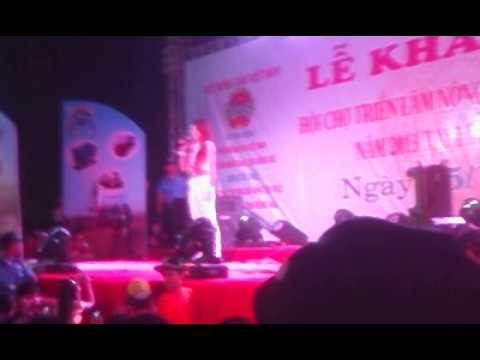 Khởi My - Hội Chợ Triển Lãm Long Khánh -  07 12 2013