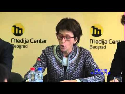 Press Conference   Social Inclusion   Progress and Challenge Ivanka Kostic