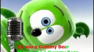 [ KARAOKE ] Eu Sou O Gummy Bear ( Português )