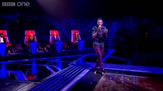 [The Voice UK 2013   Matt Henry performs Girl On Fire   The L...]