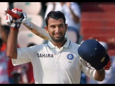 LIVE:Cheteshwar Pujara Confidence stun South African Media