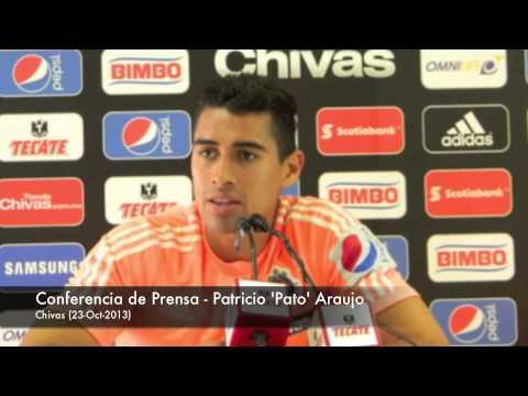 Chivas - Luis Michel y Pato Araujo con momentos chuscos en su Conferencia de prensa.