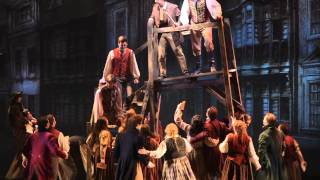 LES MISÉRABLES at Drury Lane Theatre - Montage Video