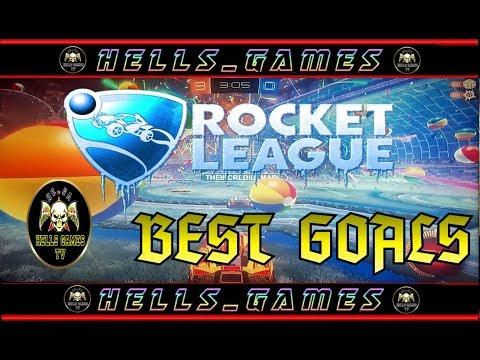 ROCKET LEAGUE - Best Goals #01