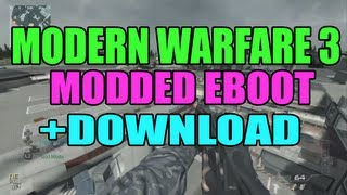 [PS3] Modern Warfare 3 Mods + Free Download!