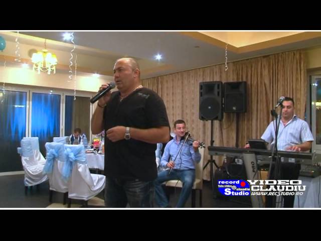 Florin Ursaru Te iubesc din corason-Botez Antonio 5-05-2012 VIDEO Claudiu Record Studio