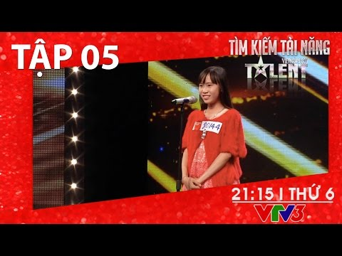 [FULL HD] Vietnam's Got Talent 2016 - TẬP 5 (29/01/2016)