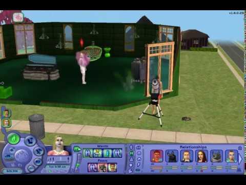 Let's Play The Sims 2 Pets (PC) #48 The Twilight Saga