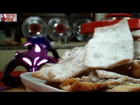 Frappe o chiacchere preparate da Dario con Magic cooker   122
