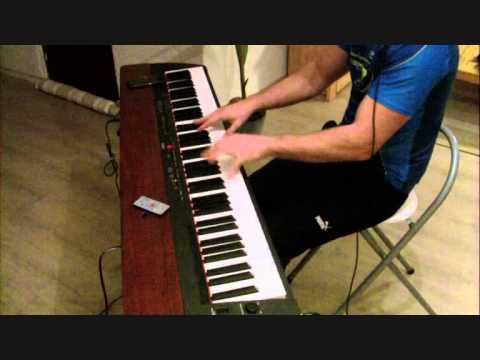 Lily allen somewhere only we know piano par Laurent Callens