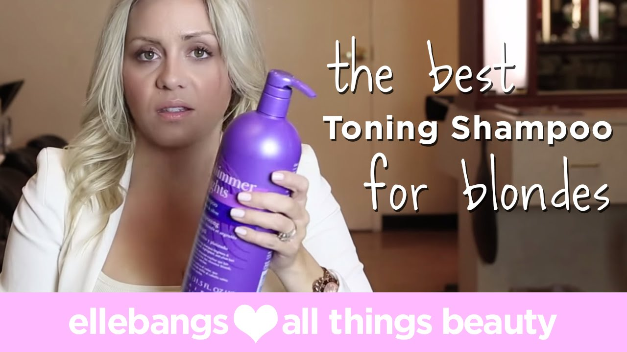 Best Shampoo For Purple Highlights