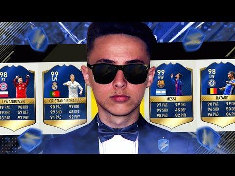FIFA 17 - FUT DRAFT #1 [ÉLŐBEN]