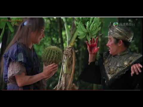 Clip vui - Phim chưởng hay nhất - Đông tà tây độc - Đánh nhau cười không chịu được