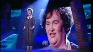 New! SUSAN BOYLE! SECOND PERFORMANCE- SEMI FINALS 1