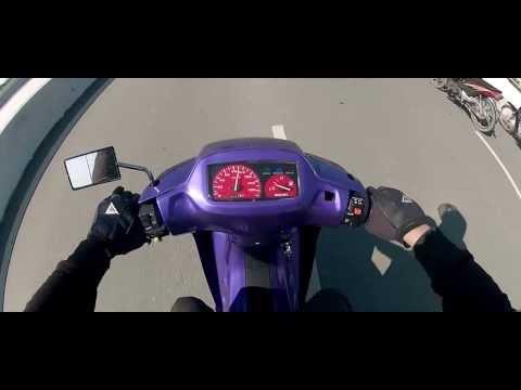 Den Phut Can Loi Remix 2014 ( Test Xe Xipo 150km/h )