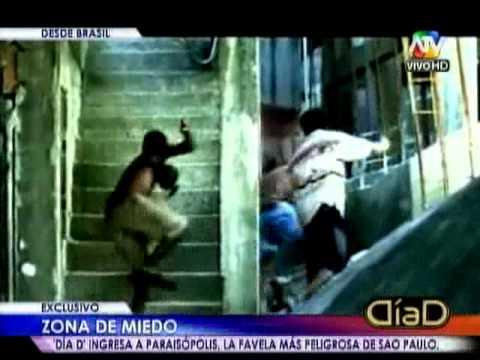 PARAISÓPOLIS: Conozca por dentro la favela más peligrosa de Sao Paulo