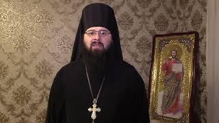 Привітання Архімандрита Мефодія Агафонова з Різдвом Христовим