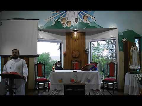 Santa Missa | 27.09.2021 | Segunda-feira | Padre Fernando Silva | ANSPAZ