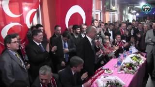 Urganlı Halkı Başkan Ergün'ü Ağırladı