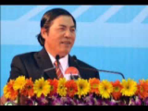 Nguyễn Bá Thanh nói chuyện với phản động