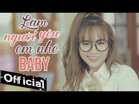Làm Người Yêu Em Nhé Baby - Wendy Thảo (MV 4K OFFICIAL)