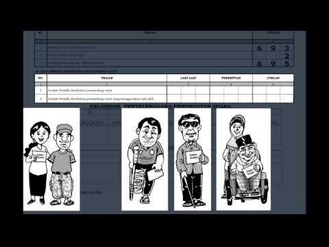 Video Pengisian Formulir di TPS Pilkada