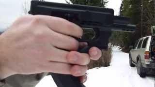 USFA ZiP 22 LR Pistol -- Range Test & Review view on youtube.com tube online.