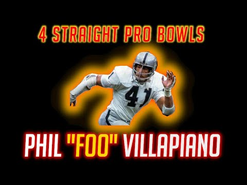 Phil Villapiano - Oakland Raiders