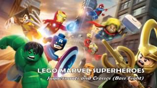 LEGO Marvel Super Heroes Soundtrack Juggernauts And