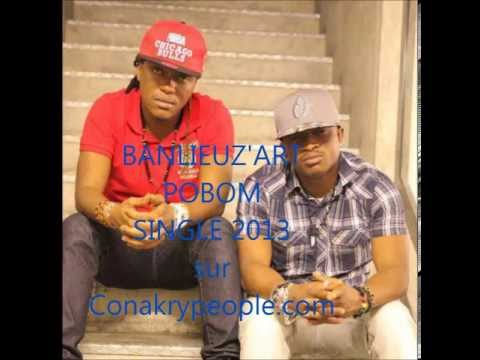Balnlieuz'art 2013 POBOM / Music Guinee