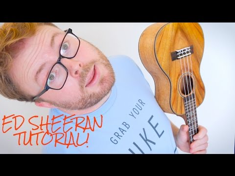 youtube video CASTLE ON THE HILL - ED SHEERAN (UKULELE TUTORIAL!) to 3GP conversion