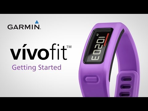 vívofit: getting started