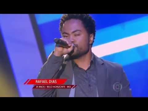 Rafael Dias canta 'Oh Chuva' no 'The Voice Brasil' - Audições | 4ª Temporada