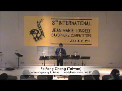 3rd JMLISC: Po-Fang Chang (Taiwan) Le frene egare by F. Rosse