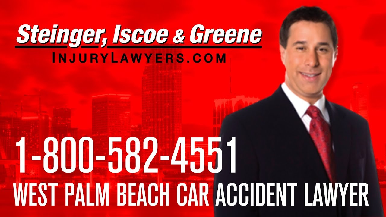 Top Rated West Palm Beach Auto Accident Attorney   Injured ...