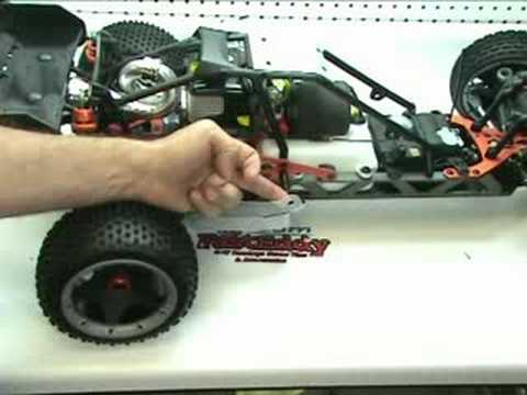 Building the HPI Baja SS Tutorial Video #98