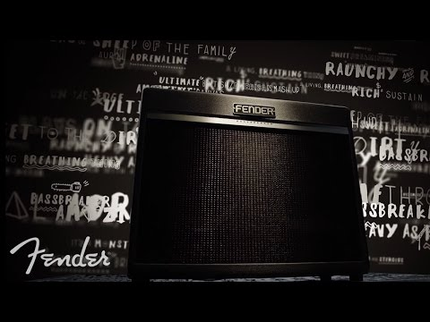 Fender Bassbreaker 18/30 2x12 Guitar Combo Amplifier