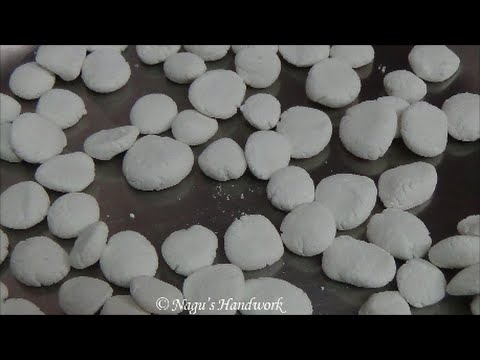 How to prepare arisi maavu paste for Rangoli / Kolam -Rangoli Design By Nagu's Handwork