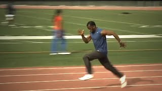 USA Sprinter Speed Endurance Training
