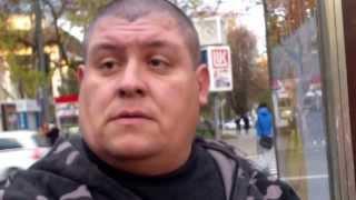 Șofer de taxi agresiv în Scuarul Europei, poliția era lipsă