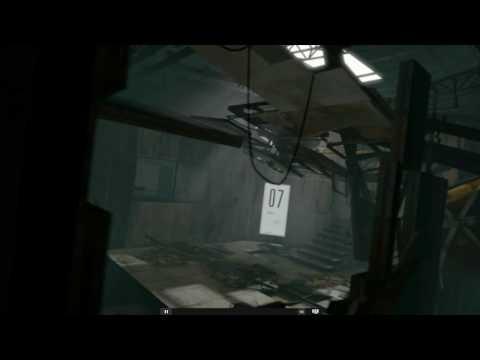 Немного тортика от Valve :) (Скриншоты из трейлера игры Портал 2 показанного на Е3) + Трейлер в HD