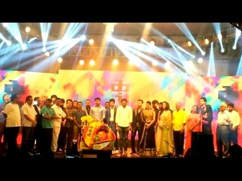 Kaththi Audio Launch in Chennai | Vijay, Samantha | Anirudh