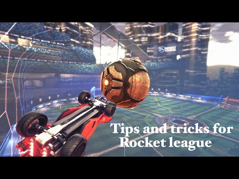 *Tips* and *tricks* that will make you better at rocket league!!!