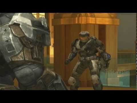 Frostbite - Chapter 5: The Frozen Flame (Halo Reach Machinima)