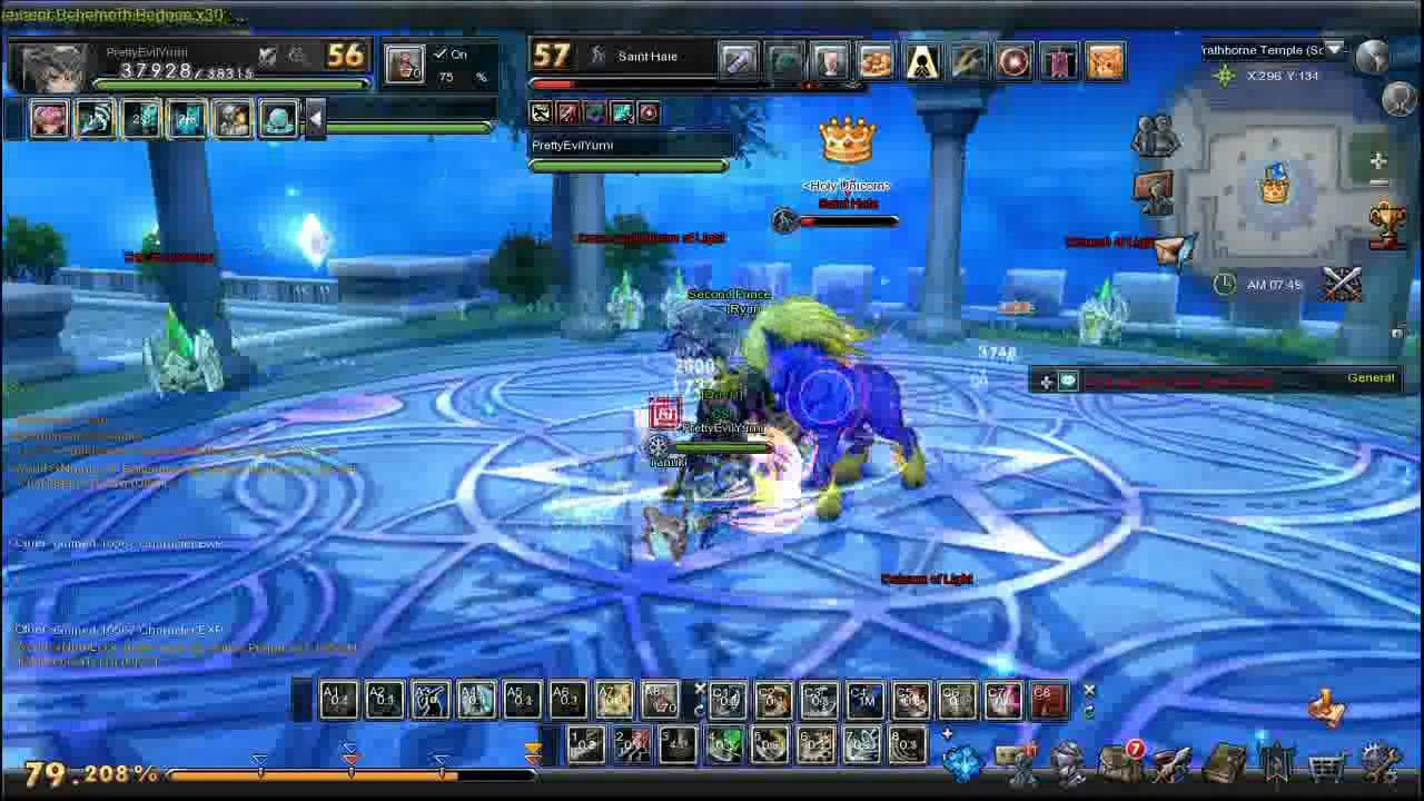 Aura kingdom guardian sub ravager youtube