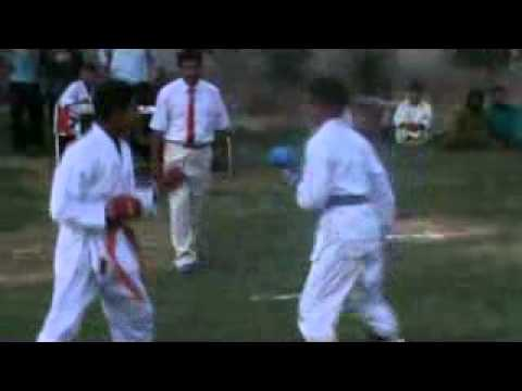 District Kyokushin Kai Kan Karate Championship 2013 Part 14